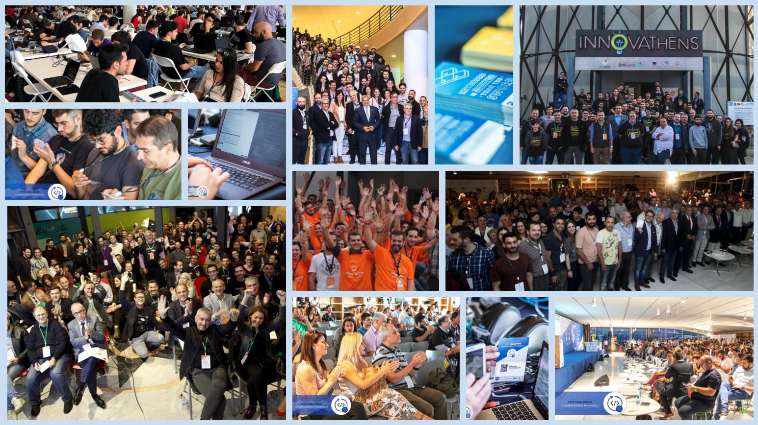 Ανοιχτή καινοτομία & Ψηφιακός Μετασχηματισμός στην πράξη
