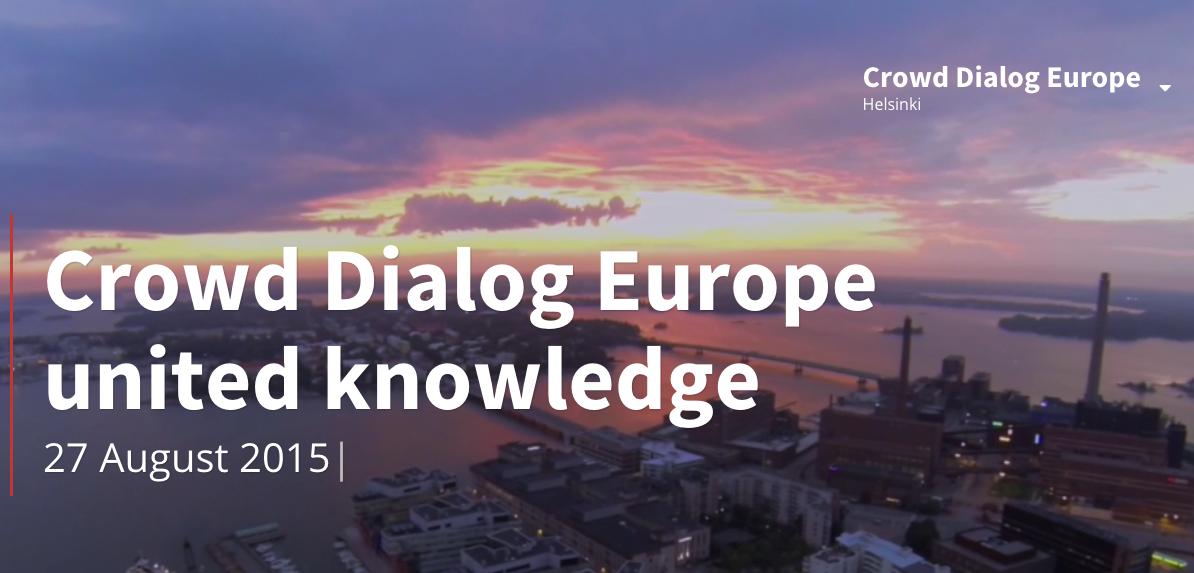 crowd-dialog-europe